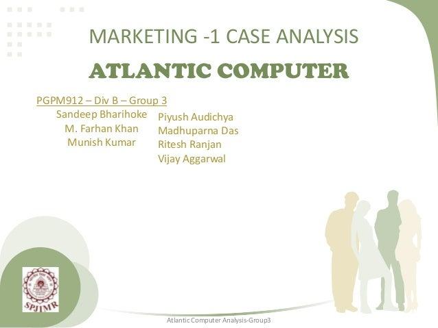 atlantic computers case solution