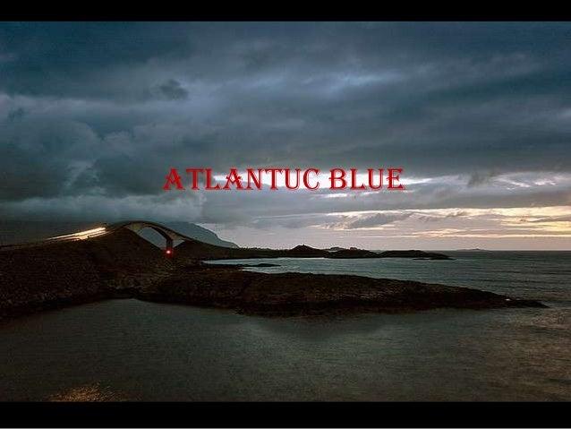 Atlantuc blue