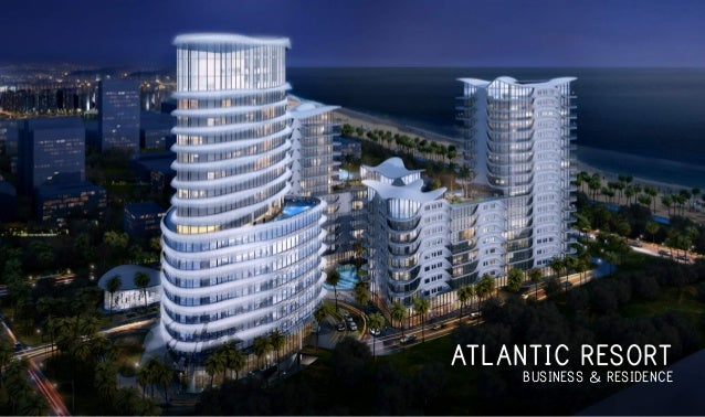 atlantic resort island lagos nigeria
