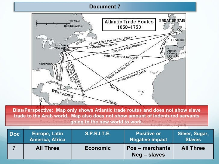 dbq trade Document 4 the map below represents europe in the later middle ages europe, although isolated at first, became more connected to the established global trade along the silk roads the increase in trade connecting europe to places along the silk roads was initiated by non-christian merchants (jews and muslims.