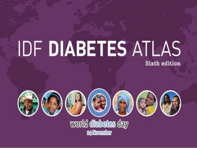 REALIDAD ACTUAL EN DIABETES 382 million people have diabetes in 2013; by 2035 this will rise to 592 million  The number of...