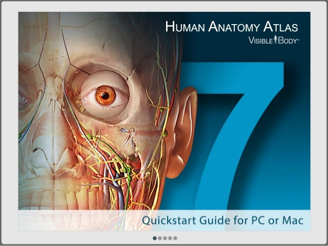 Human Anatomy Atlas 7 Quickstart Guide For Pcmac