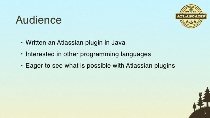 Polyglot Plugin Programming Slide 3
