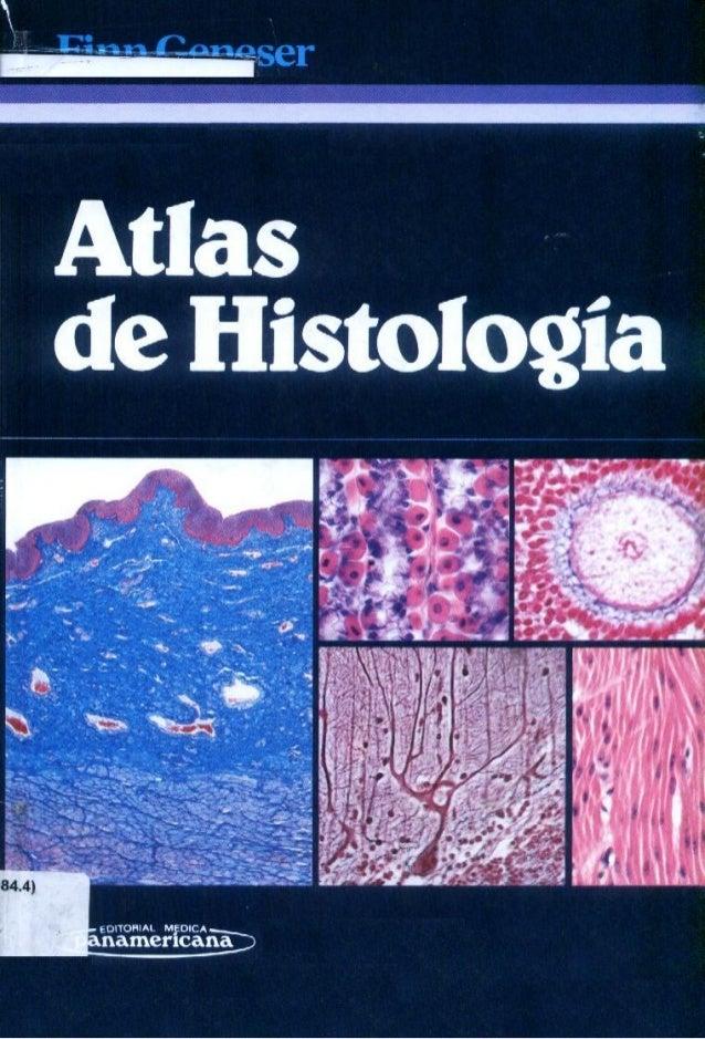 libro histologia geneser