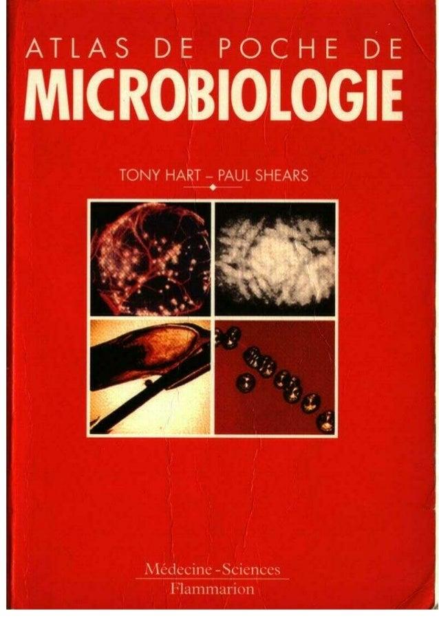 y> Atlas de poche de microbiologiel Tony Hart Professeur, Département de Microbiologi Université de Liverpool, Royaume-Uni...