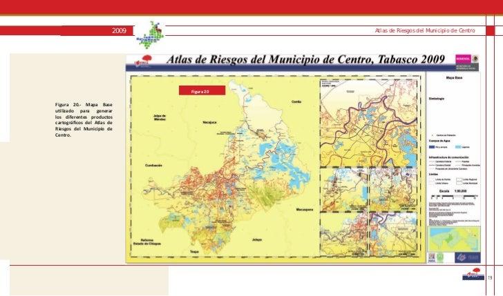 Atlas De Riesgo del Municipio de Centro Tabasco