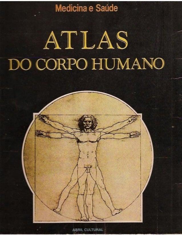 Atlas do corpo humano medicina e saude
