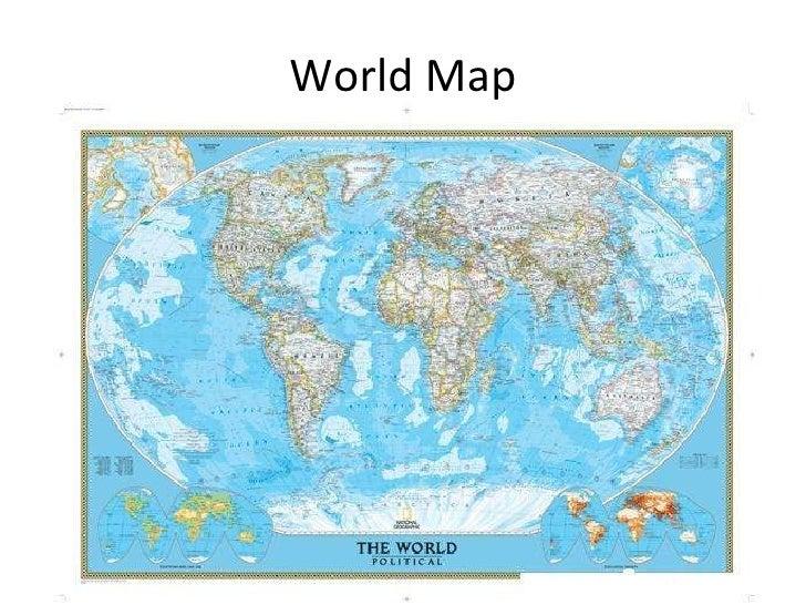 Atlases globes ppt
