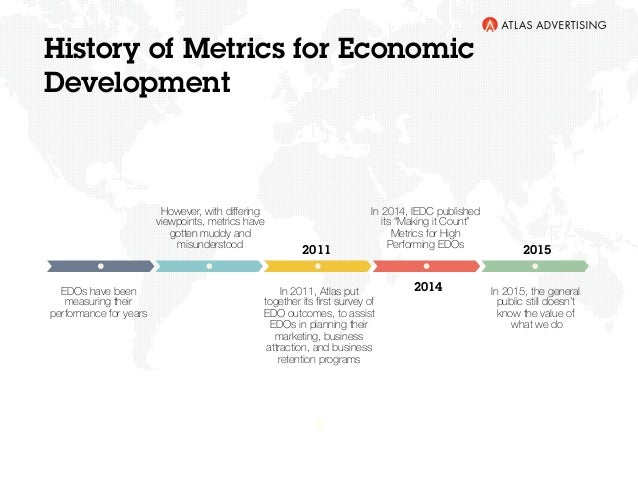 Using Social Media to Measure Economic Development Success