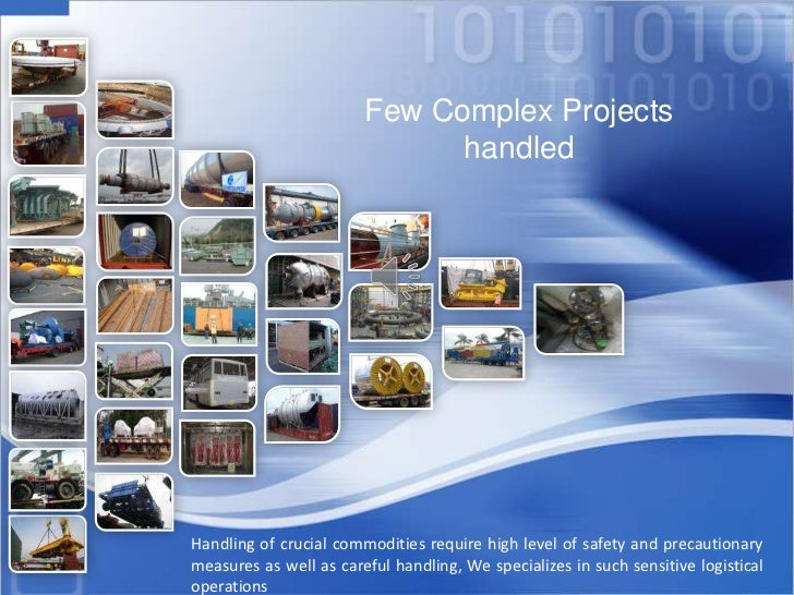 Atlas logistics introduction