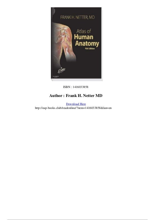 Contemporary Netter Atlas Of Human Anatomy 5th Ed Download Ornament ...