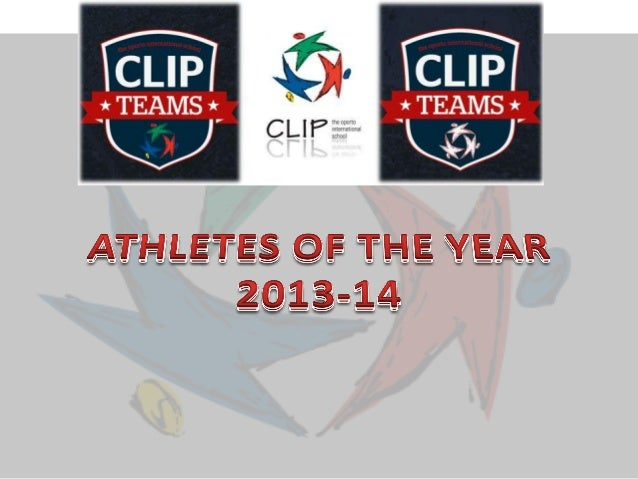 ATHLETES OF THE YEAR 2013-2014