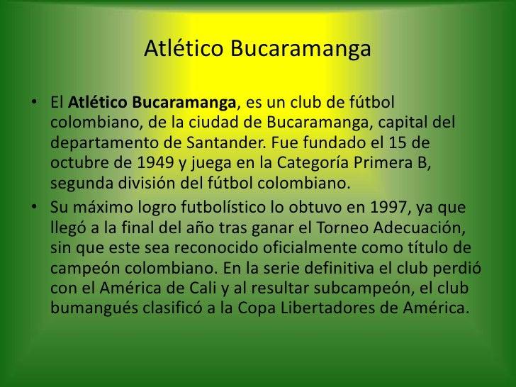 Atletico Bucaramanga