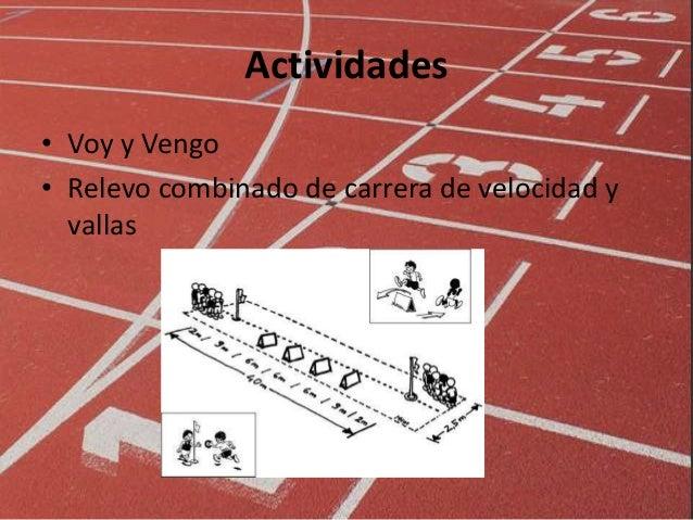Atletismo 6 basico Slide 2