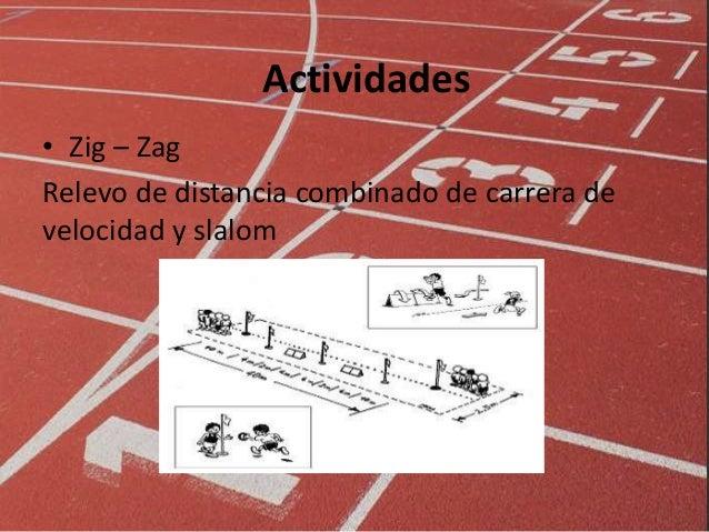 Atletismo 6 basico Slide 3