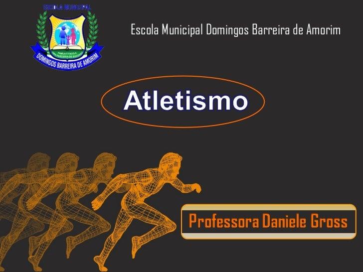 Escola Municipal Domingos Barreira de Amorim