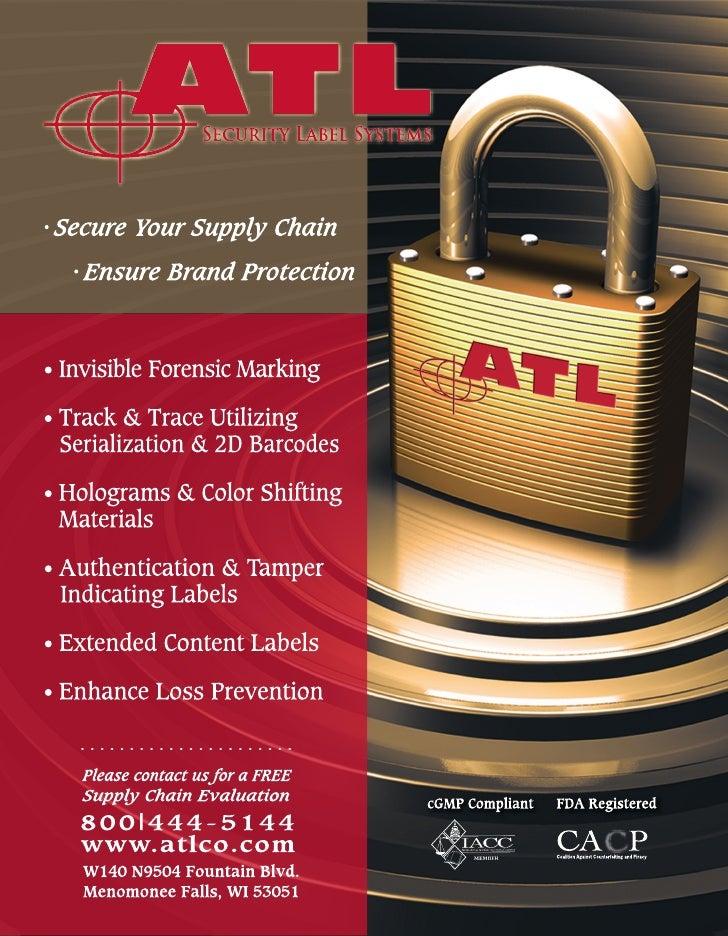 ATL Security Sell Sheet
