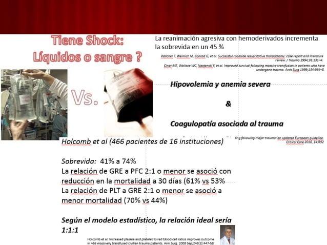 1. MANEJO INICIAL Y EVALUACIÓN: 5. Auxiliares de la eval. primaria y reanimación Radiografias • Rx Torax AP. • Rx pelvis A...