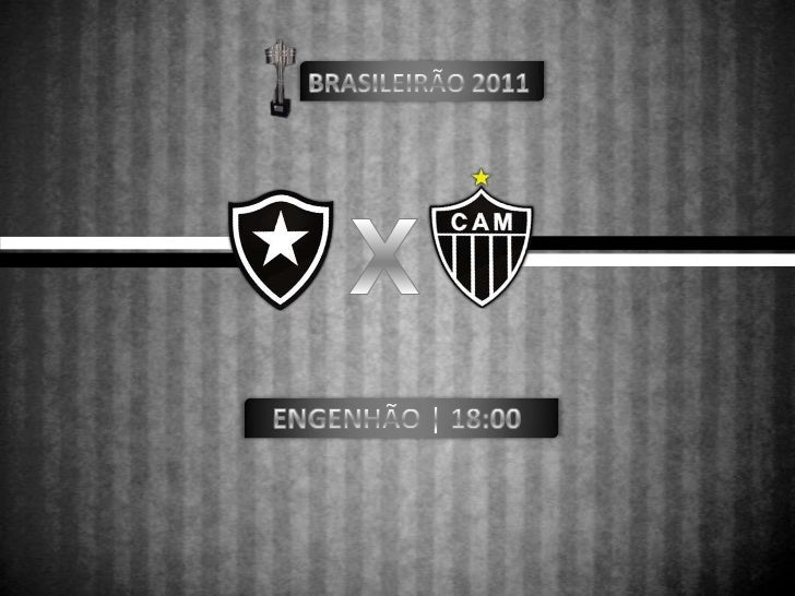 BRASILEIRÃO 2011<br />X<br />ENGENHÃO | 18:00<br />
