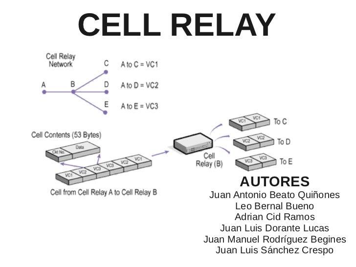 CELL RELAY             AUTORES       Juan Antonio Beato Quiñones            Leo Bernal Bueno            Adrian Cid Ramos  ...
