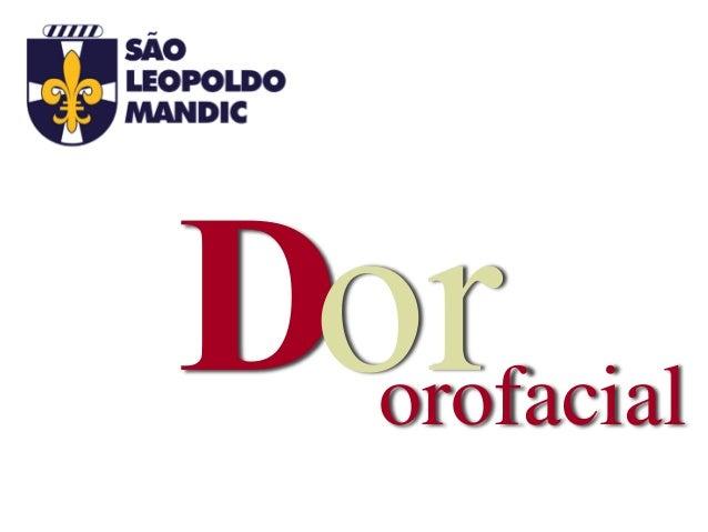 orofacial