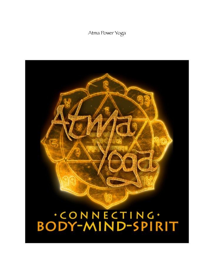 Atma Power Yoga