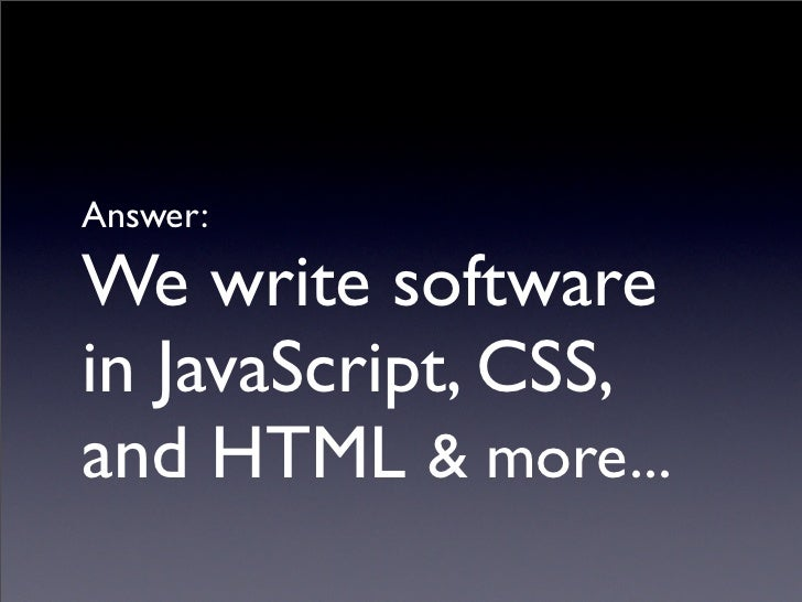 (X)HTML                Specification              Implementation                   Bugs           [ Theory / Practice ]    ...