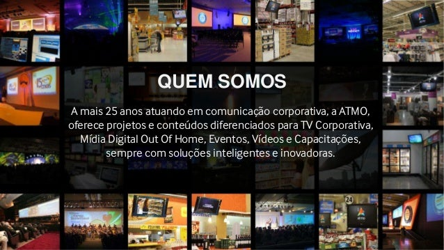 Atmo produção audiovisual_video_transmissão_ao_vivo_2015 Slide 3
