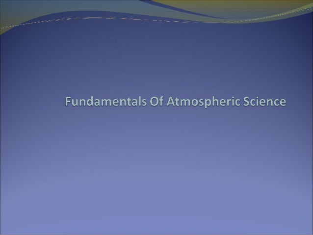 ATMOSPHERE The atmosphere is a thin layer of air that protects the Earth's surface from extreme temperatures and harmful s...