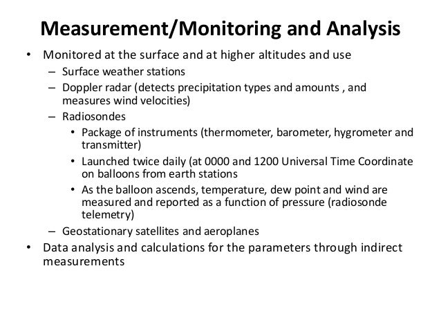 Measurement/Monitoring and Analysis • Wind roses from wind data analysis – Wind speed, direction and frequency are pictori...