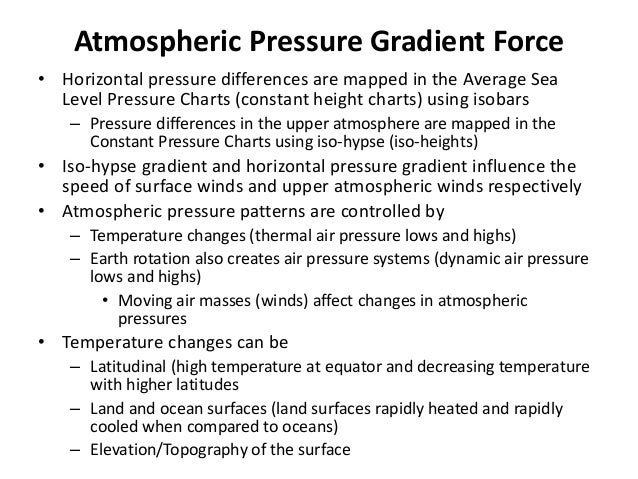 Isohypse (Isoheights) Constant Pressure Charts Pressure is held constant. Used to describe upper air conditions. Prepared ...