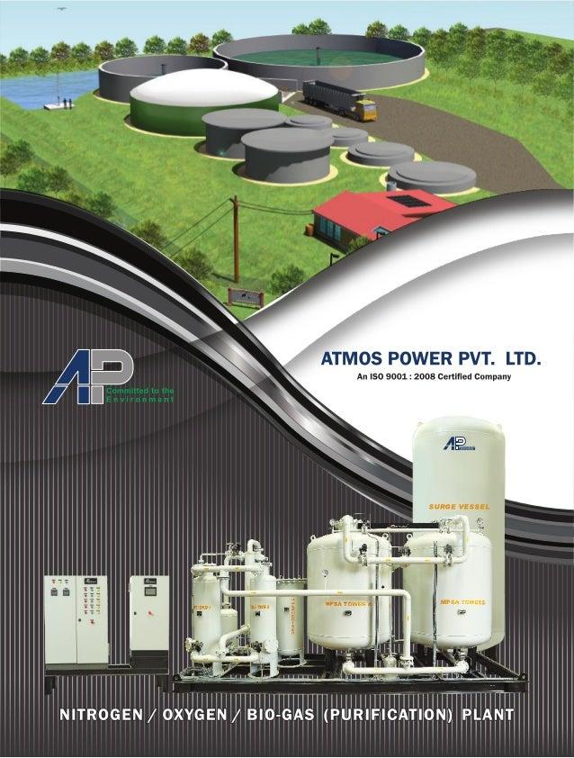 Atmos Power Pvt Ltd, Ahmedabad, Gas Generation Plant