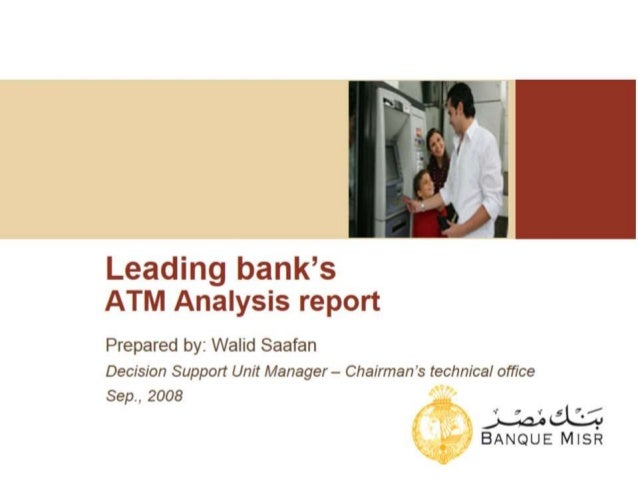 Egypt-Bank's ATM analysis report 10.08