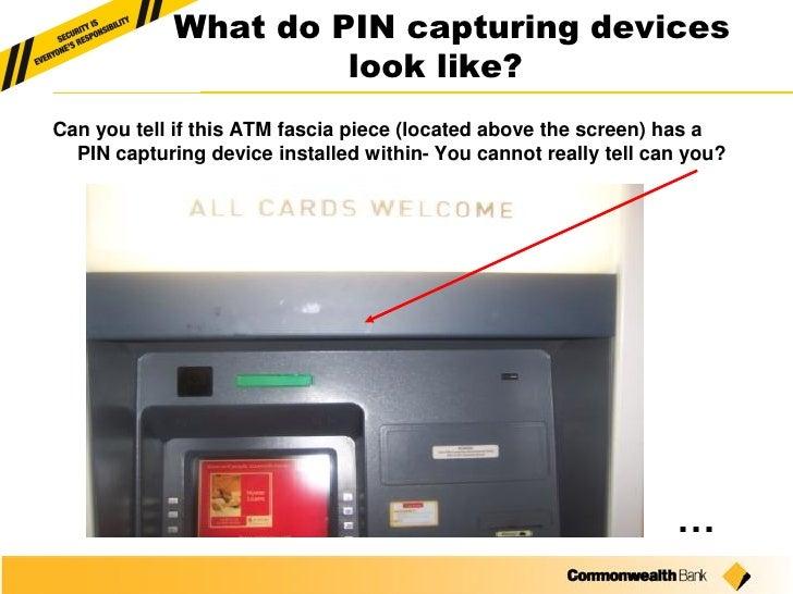 ATM (Banking) Skimmer Presentation