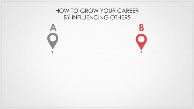 BA HOW TO GROW YOUR CAREER BY INFLUENCING OTHERS
