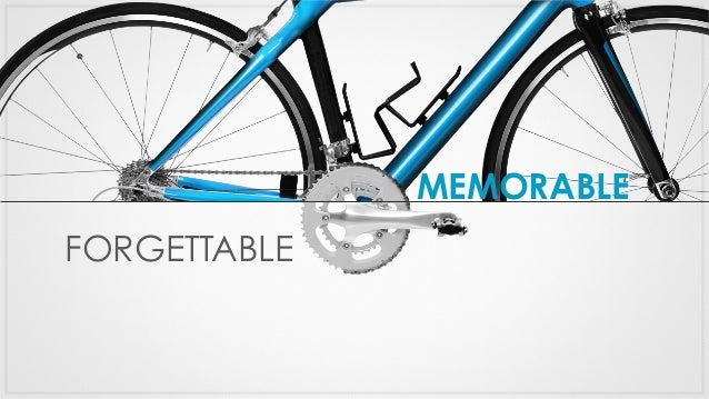 FORGETTABLE MEMORABLE