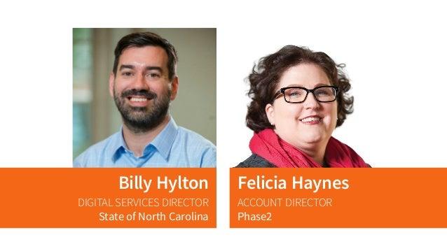 North Carolina - Open Source, OpenPublic, OpenShift Slide 3