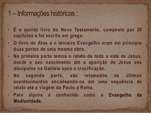 A data mais aceita é a do ano 62 em função dos seguintes pontos: 1. A narrativa em Atos vai até o ano 63 com a viagem de P...