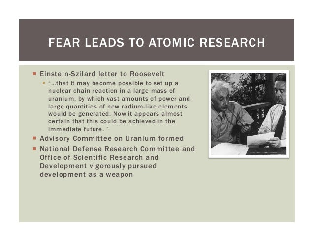 einstein szilard letter lwit btad the atomic bomb 21457