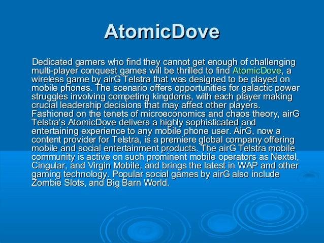 atomic dove