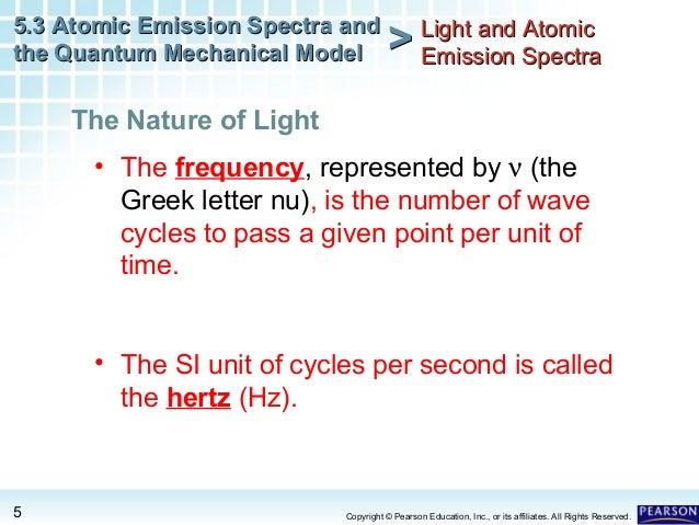 what is quantum mechanical model