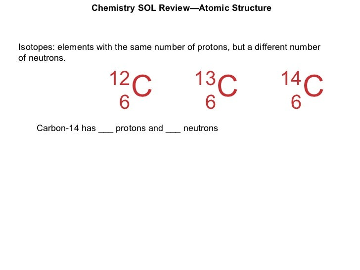 Sat chem study guide