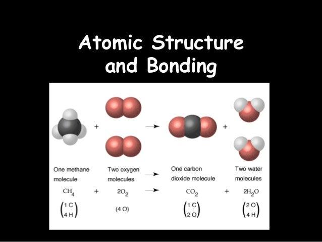 Atomic Structure  U0026 Bonding