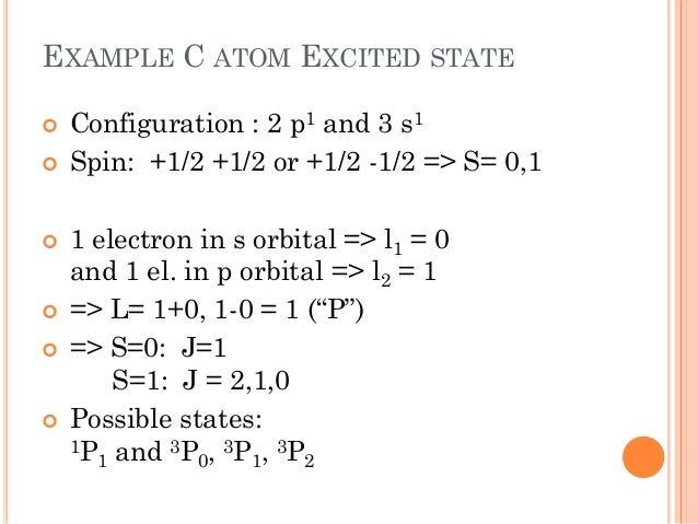 Atomic Structure Part 2