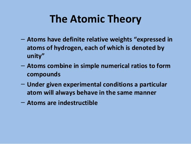 Heisenberg Atomic Theory