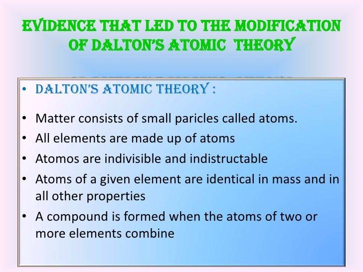 Atomic theory chelsie