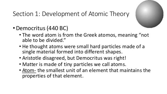 Atomic theory notes atomic structure 3 ccuart