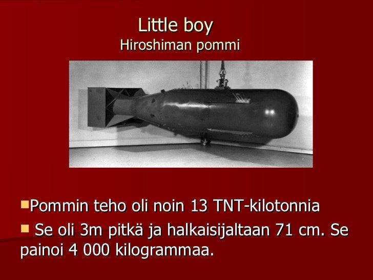 Hiroshima Pommi
