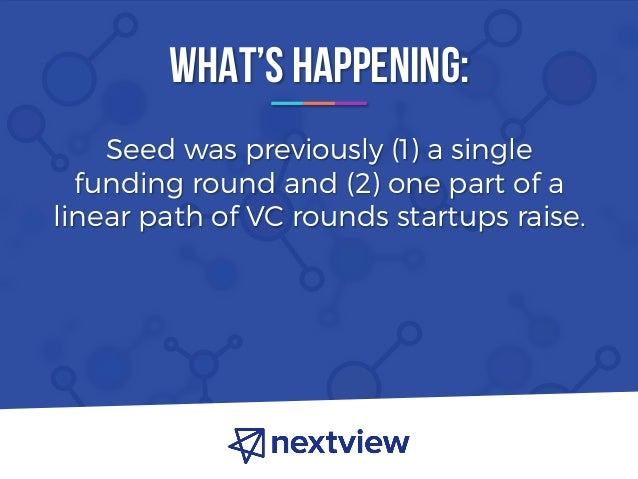 The Atomization of Seed Venture Capital - NextView Ventures Slide 2