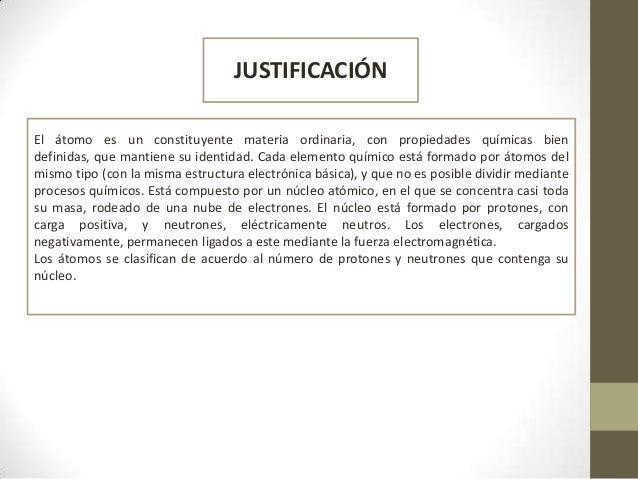 Atomo justificacin urtaz Image collections